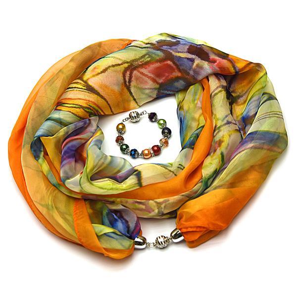 Женский шарф Foxtrot Spring модели 003293_02
