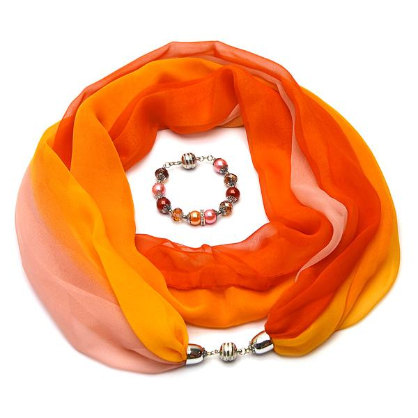 Женский шарф Foxtrot Spring модели 003293_11