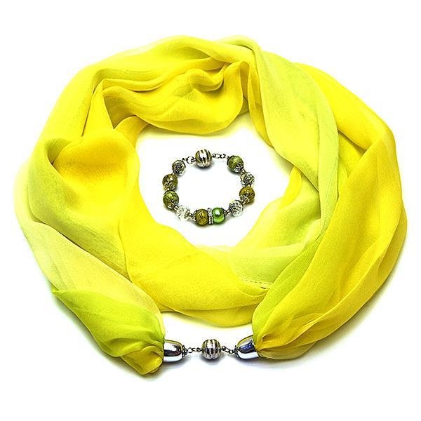 Женский шарф Foxtrot Spring модели 003293_10