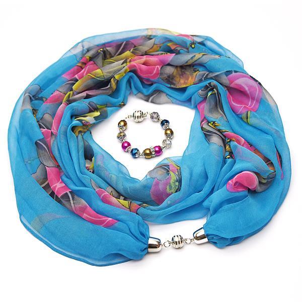 Женский шарф Foxtrot Spring модели 003293_32_25a