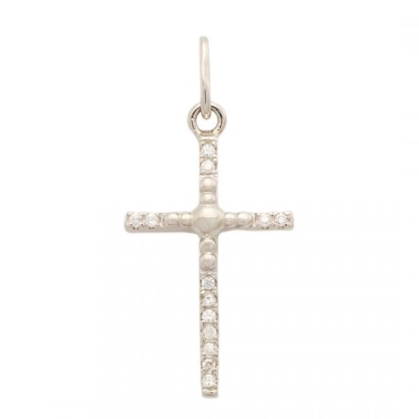 Серебряный декоративный крест Silvex925 модели П2Ф/160