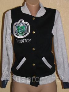 Фото Куртки-бомберы Университетская куртка