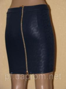Фото Юбки Юбка кожзам
