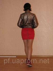 Фото Куртка женская Куртка экокожа вышивка апликация