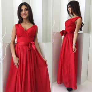 Фото Максі плаття Максі - верх гіпюр