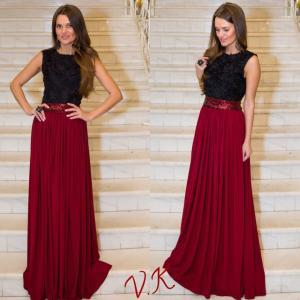 Фото Максі плаття Вечірне плаття