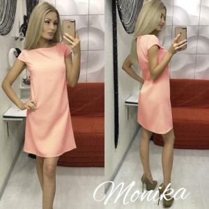 Фото  Женское летнее платье