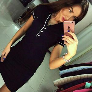 Фото  Спортивное платье
