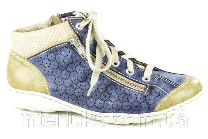 Спортивные ботинки Rieker