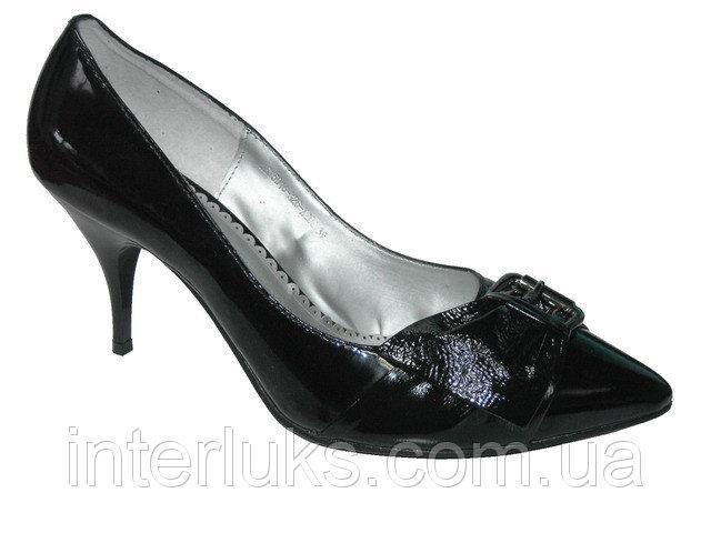 Модельные туфли Malrostti
