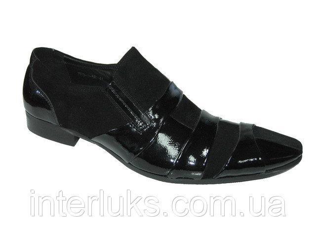 Модельные туфли Ego Line
