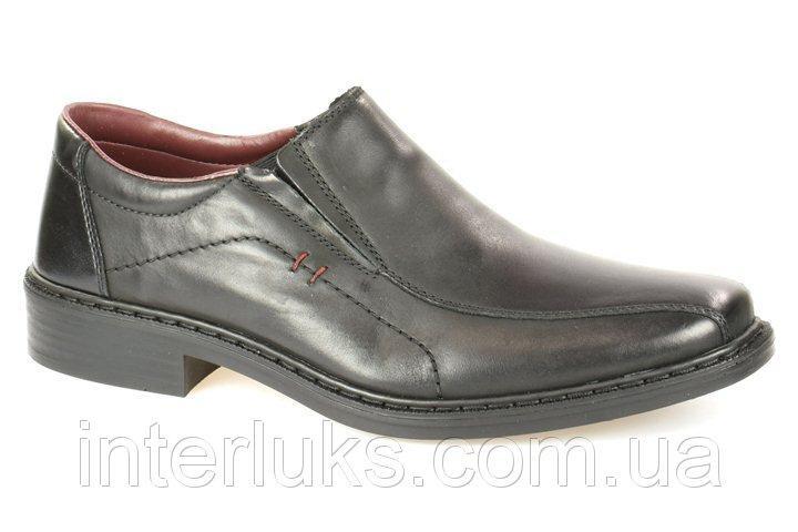 Модельные туфли Rieker