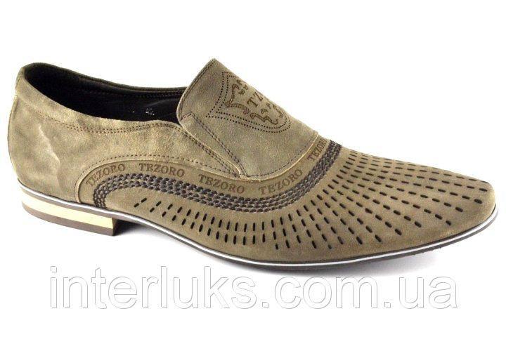 Модельные туфли Tezoro