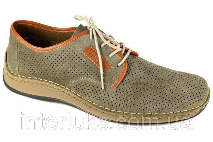 Повседневные туфли Rieker