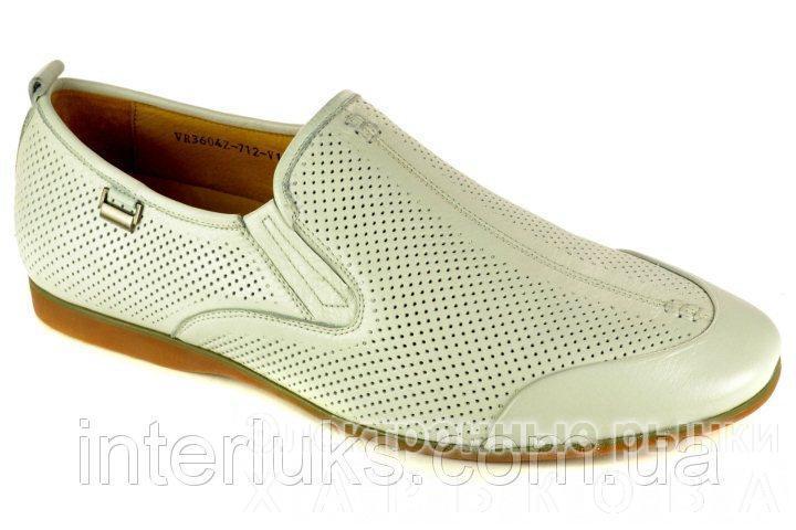 3d02ee3d8 Повседневные туфли Vitto Rossi - Туфли мужские на рынке Барабашова