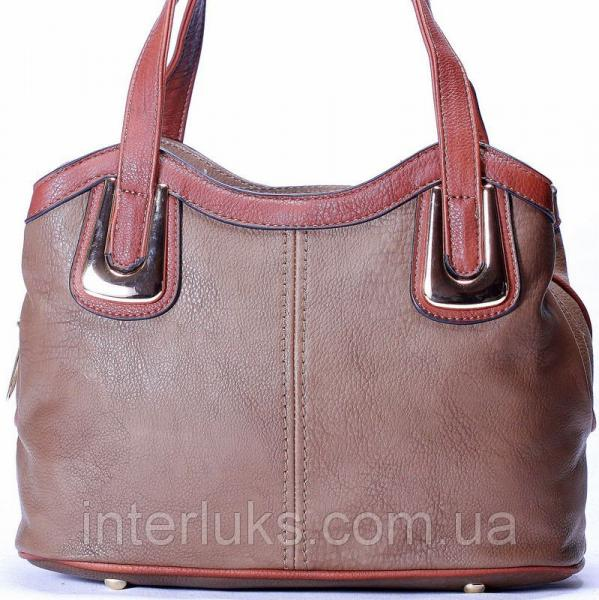 Женская сумка Giorgio Ferrilli J13627 хаки