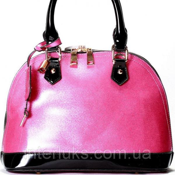 Женская сумка 6144 розовая распродажа