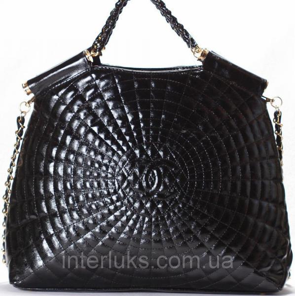 Женская сумка 1019 черная