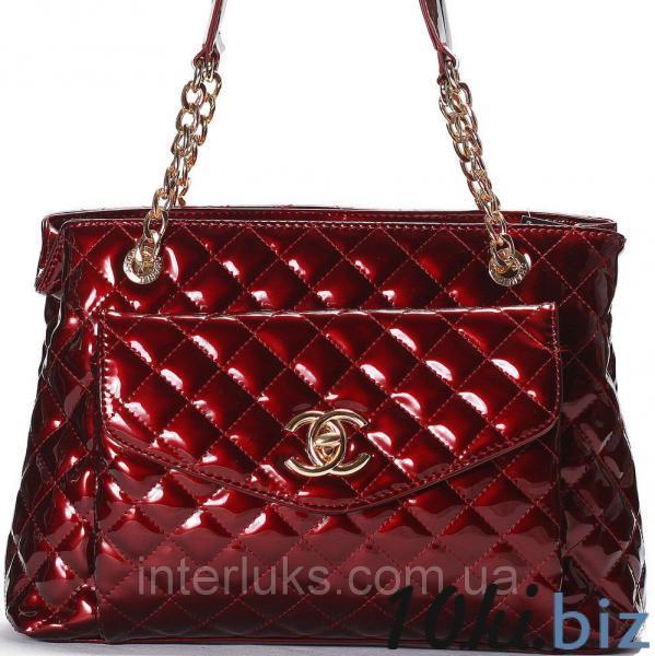 Женская сумка 5099 бордовый - Женские сумочки и клатчи в магазине Одессы