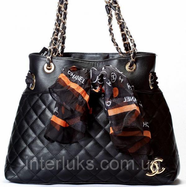 Женская сумка 5004 черная