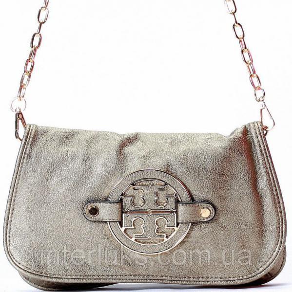 Женская сумка 05 серебристая