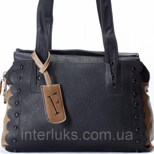 Женская сумка Giorgio Ferrilli J13441 черная