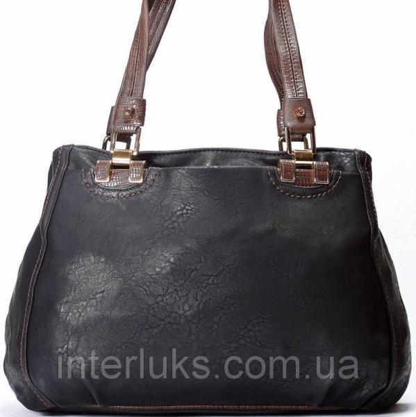 Женская сумка Giorgio Ferrilli J13673 черная