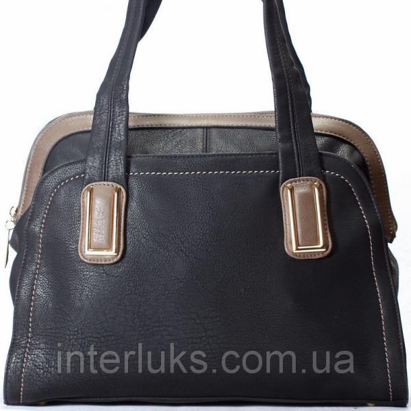 Женская сумка Giorgio Ferrilli J13715 черная