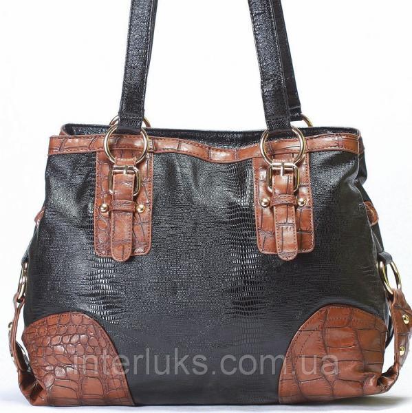 Женская сумка Gilda Tohetti J381703 черная