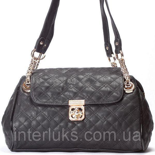 Женская сумка Gilda Tohetti J50124 черная