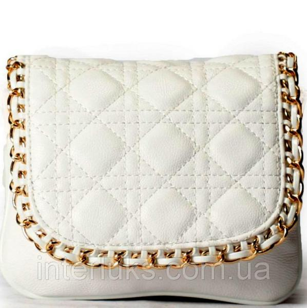Женская сумка Giorgio Ferrilli J81288 белая