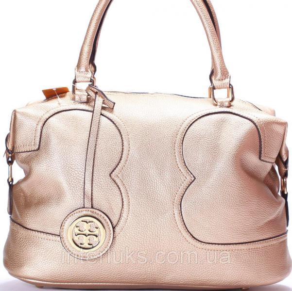 Женская сумка 8161 бронзовая