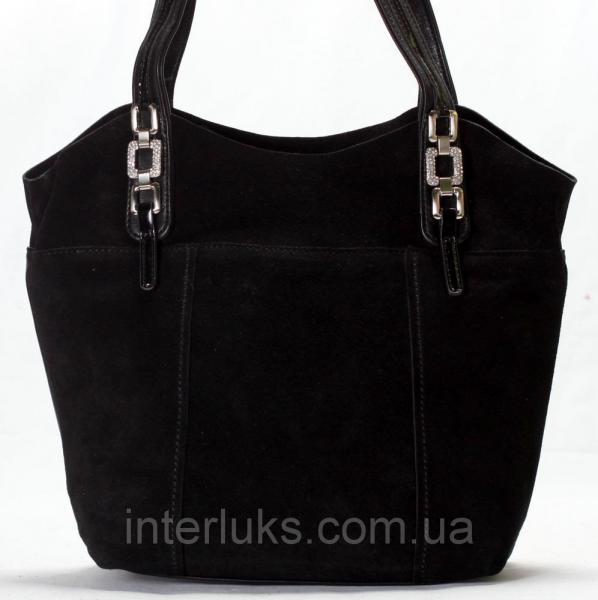 Женская сумка Giorgio Ferrilli LM14057 черная