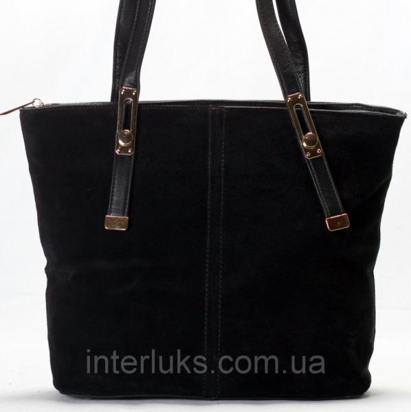 Женская сумка Giorgio Ferrilli JM14712 черная