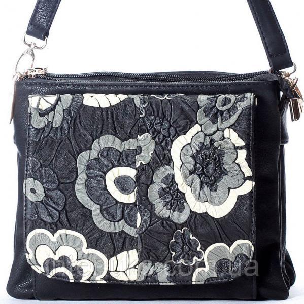 Женская сумка Giorgio Ferrilli JZM12881 черная