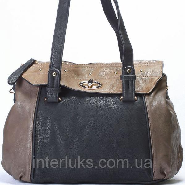 Женская сумка Giorgio Ferrilli J12514 черный
