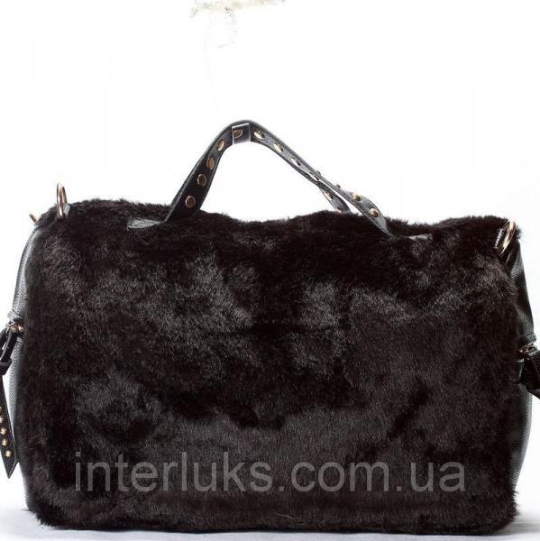 Женская сумка 898365 черная распродажа