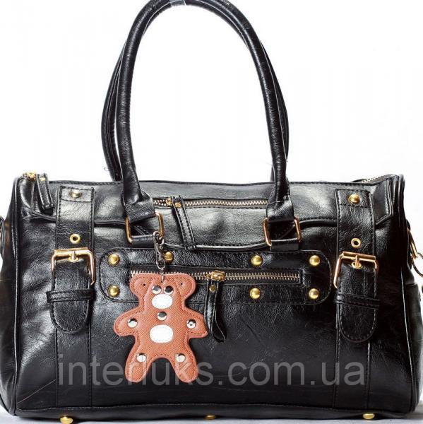 Женская сумка 9120857 черный