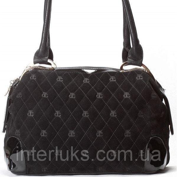 Женская сумка Gilda Tohetti MJ59350 черная