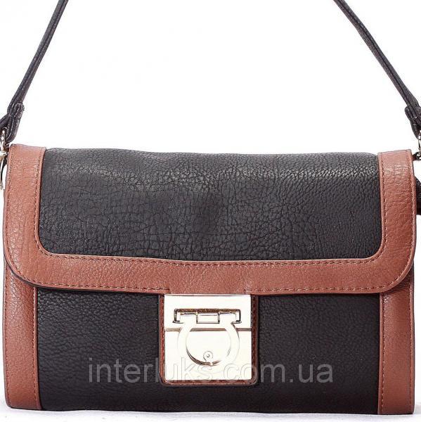 Женская сумка Gilda Tohetti J59335 черная