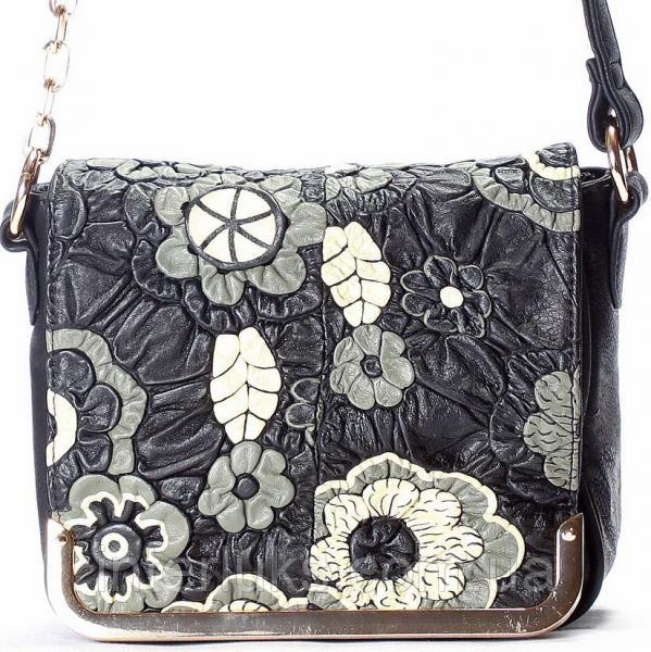 Женская сумка Giorgio Ferrilli JZM13004 черная-2