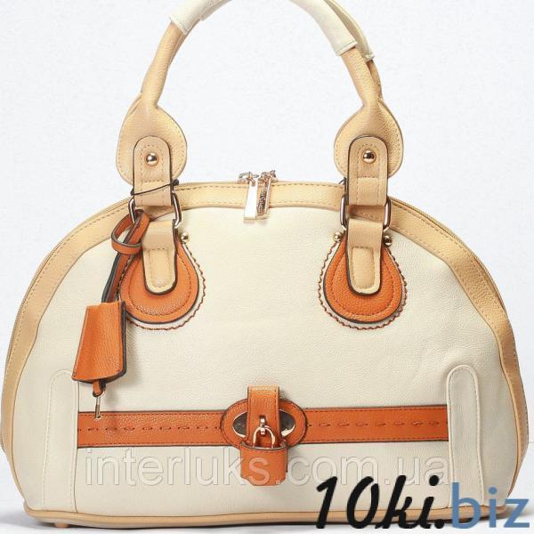 Женская сумка Gilda Tohetti J81832 бежевая - Женские сумочки и клатчи в магазине Одессы