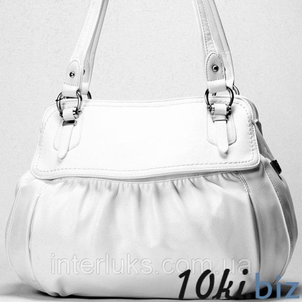 Женская сумка Gilda Tohetti 81811 белая - Женские сумочки и клатчи в магазине Одессы