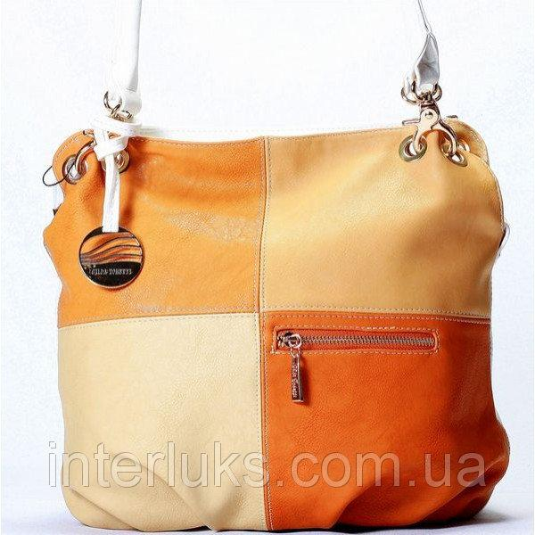 Женская сумка Gilda Tohetti J81738 белая