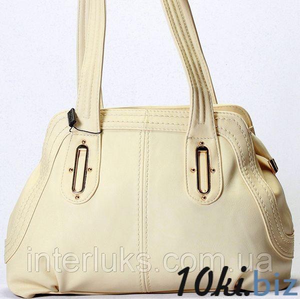Женская сумка Gilda Tohetti J81873 бежевый - Женские сумочки и клатчи в магазине Одессы