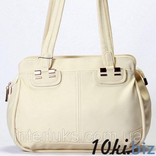 Женская сумка Gilda Tohetti J81861 бежевая - Женские сумочки и клатчи в магазине Одессы