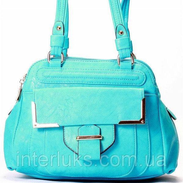 Женская сумка Gilda Tohetti J59212 голубая