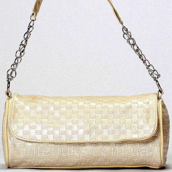 Женская сумка 024 бежевая