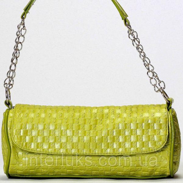 Женская сумка 024 зеленая