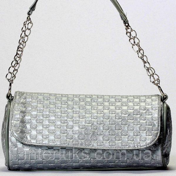 Женская сумка 024 серая
